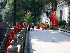 Hangzhou, Lingyin Temple