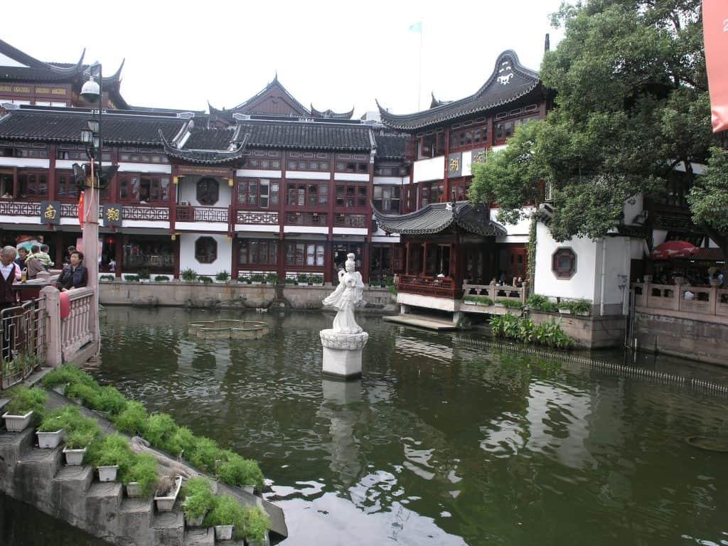 Nanshi, Shanghai