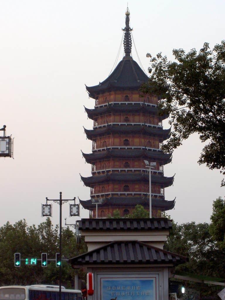 Pagoda, Suzhou