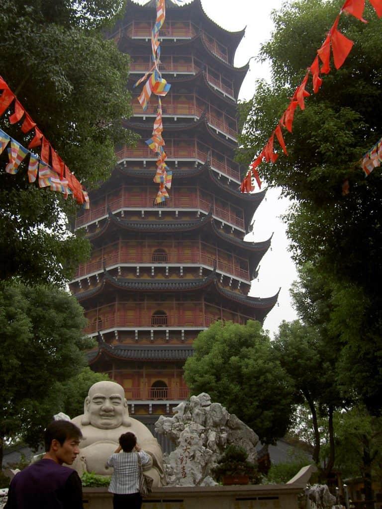 Northern Pagoda, Suzhou