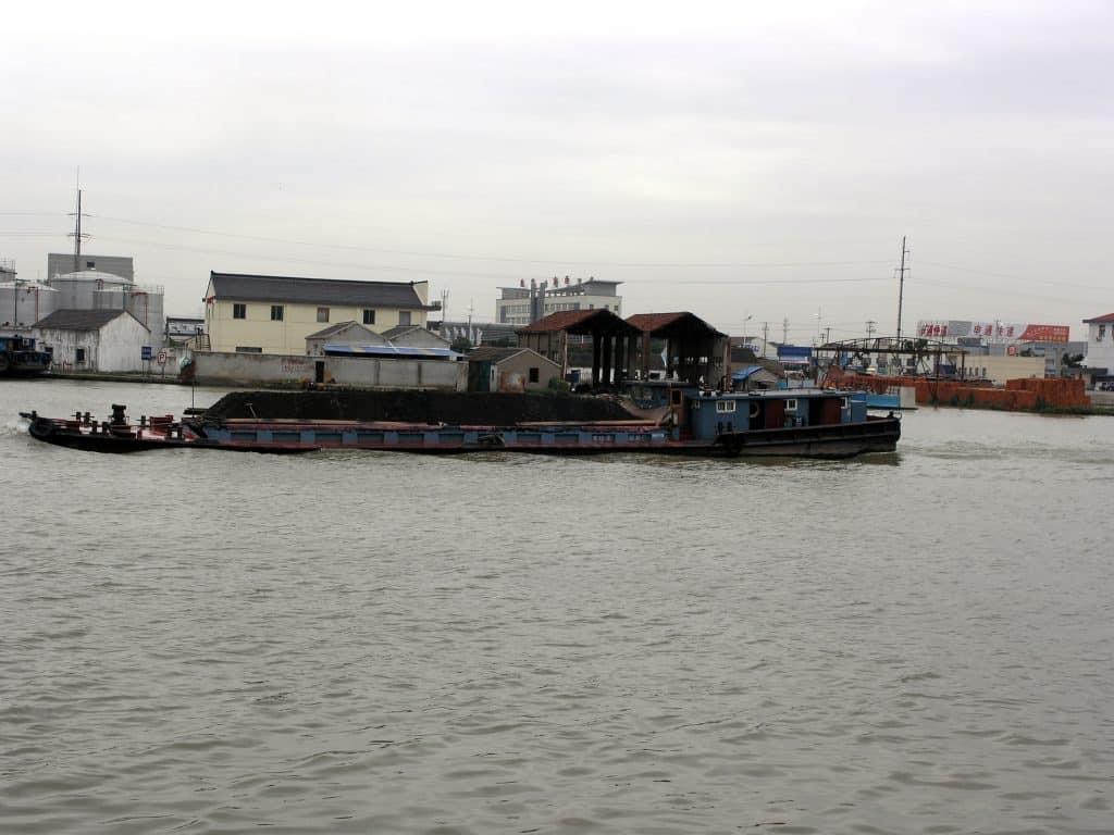China Grand Canal, Suzhou