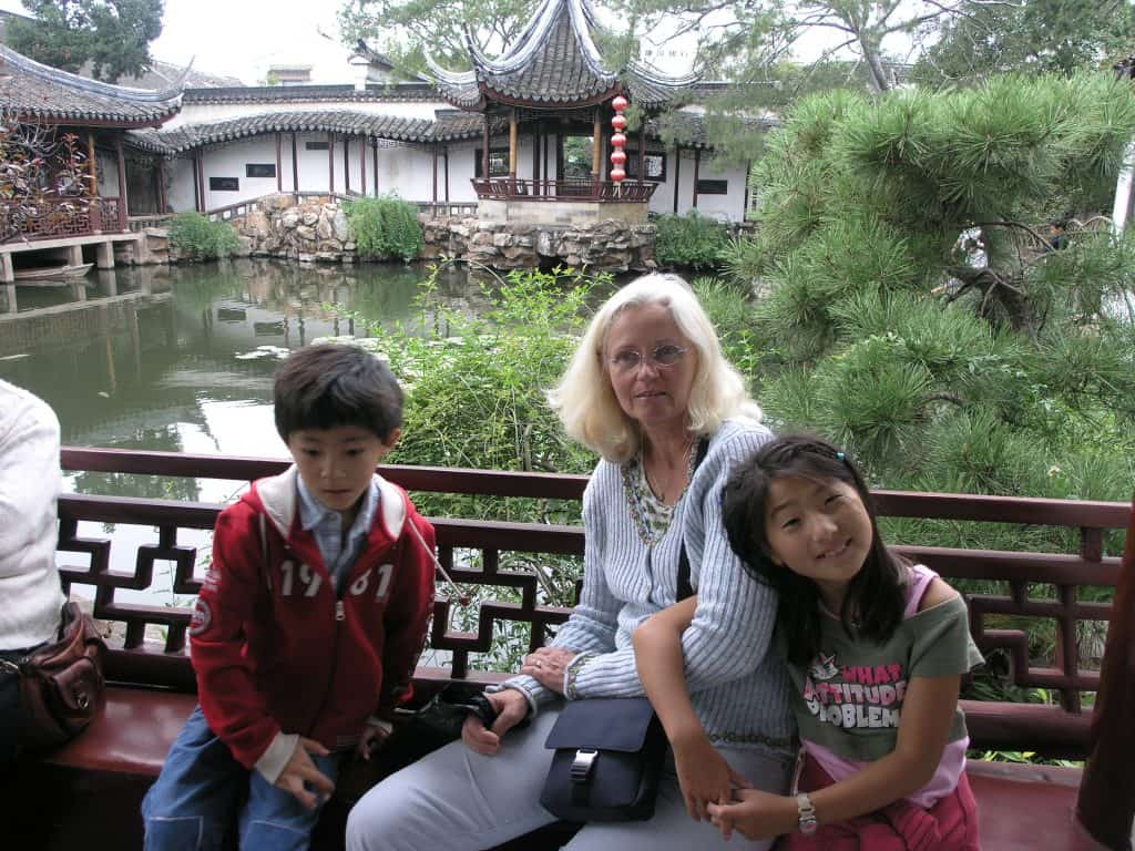 Master of Nets Garden, Suzhou