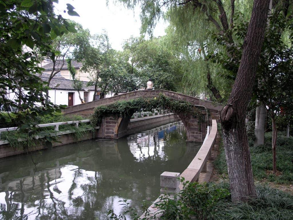 Canal, Suzhou