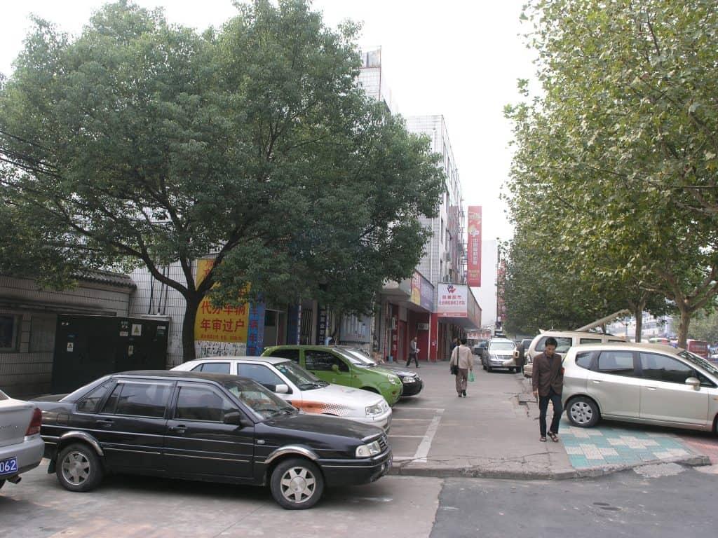 Outside Yiwu SWI