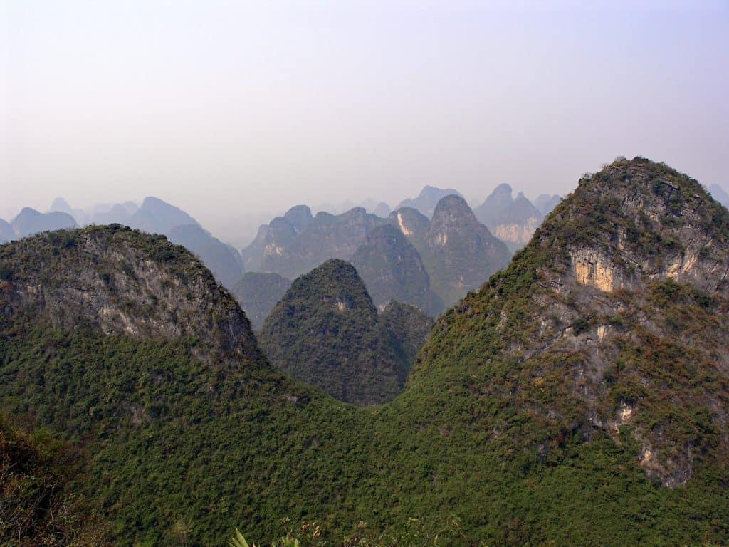 Yangshou, Moon Hill